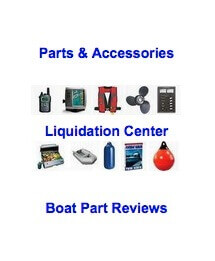Houseboat Liquidation Parts