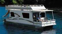 Pontoon Houseboat