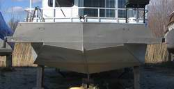 Barge Houseboat Designs