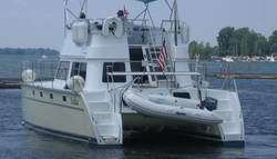 Catamaran Houseboat Designs