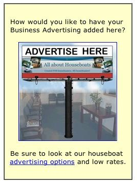 Houseboat Business Ads for House Boats