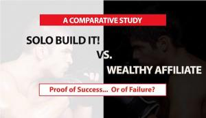 A review of SBI vs Wealthy Affiliate