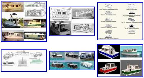 free Houseboat Plans