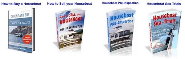 Ebook Boats Collection on Houseboat Books