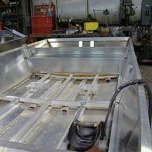 Aluminum Hull