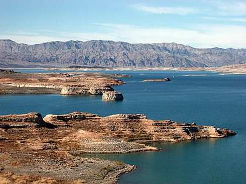 Lake Mead Houseboats