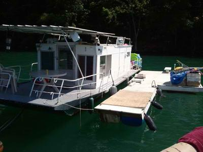 Houseboat INSIDER Hurricane Sandy Sinks Many Boats - Custom houseboat vinyl numbers