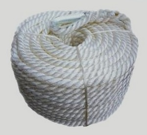 Anchor Rope - three strand nylon line