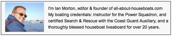 houseboat credentials Ian Morton BaHB ebook