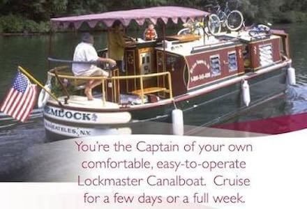 Boat Rentals Canal Houseboats for Rent