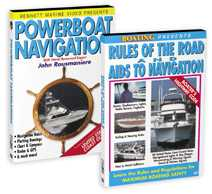 Houseboat Boating Navigation Rules