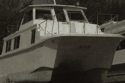 Any tips on buying a used CarriCraft houseboat?