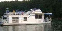 Capri houseboats - a rare house boat model?