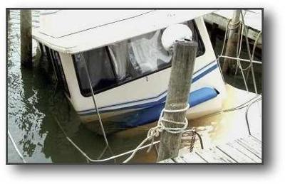 Any cheap deals on auction project salvage houseboats?