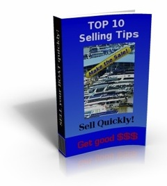 eBook - Selling Tips - Houseboats For Sale