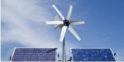 Wind & Solar Power options for Houseboats