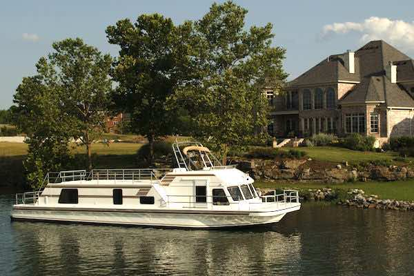 new gibson houseboat for sale quote build buy gibson boats here. Black Bedroom Furniture Sets. Home Design Ideas