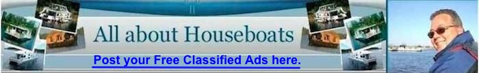 Free Houseboat Classified Ads
