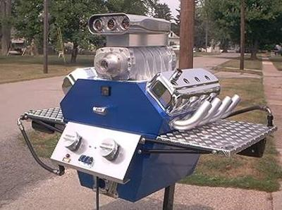 Houseboat BBQ - finding the ultimate barbecue grill for house boats.