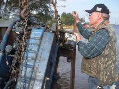houseboat diesel engine repairs