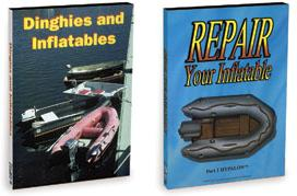 Houseboat Dinghy - Inflatable Boat Repair Video DVD