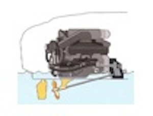 Docking Houseboats with Inboard Engines