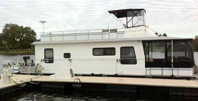 How to Learn How to Park, Drive and Dock my Houseboat