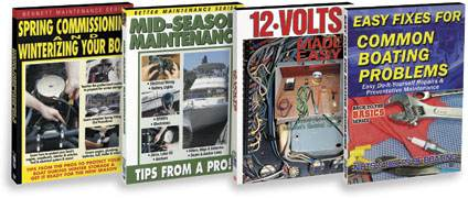 Houseboat Maintenance Repair Video DVD