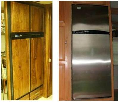 Marine Fridges Houseboat Refrigerators - What's better?