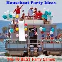 Houseboat Party Ideas