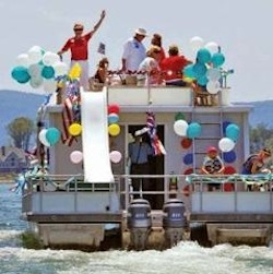 great Houseboat Party Ideas