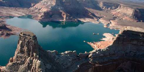 Lake Powell private houseboat rentals