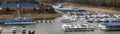 Rental Houseboats on Lake Cumberland