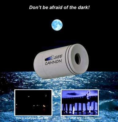 Houseboat Cameras - take control of the darkness