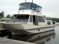 houseboat thrusters