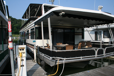Transport quote to move a houseboat across states