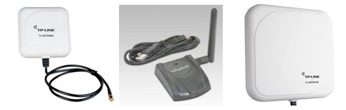 Houseboat Wireless Internet USB WiFi cards for House Boats
