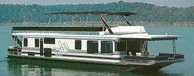 New or Used houseboat...