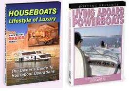 House Boat Living - Live Aboard Houseboats