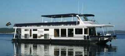 Houseboat Charters - Fully equipped luxury rentals