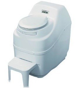 Houseboat Toilets - self-contained composting toilet
