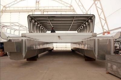 TubiQ Houseboats - aluminum futuristic boats
