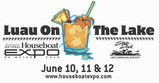 On Water National Houseboat Expo Show