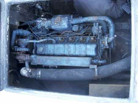 Houseboat Motors - Perkins Diesel Engines