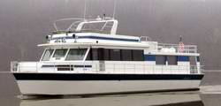 Flybridge Houseboat Designs