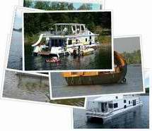 Houseboat Designs & Styles