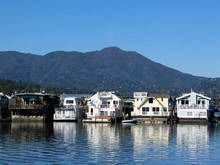 Sausalito Houseboat Communities