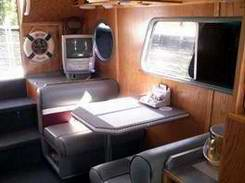 A Steury Houseboat are Great Trailerable Houseboats for
