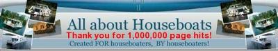 A Million Hits - 1,000,000 houseboat pages served!