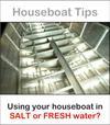 Aluminum houseboat use in FRESH & SALT water?